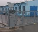 Brána areál Vodňany